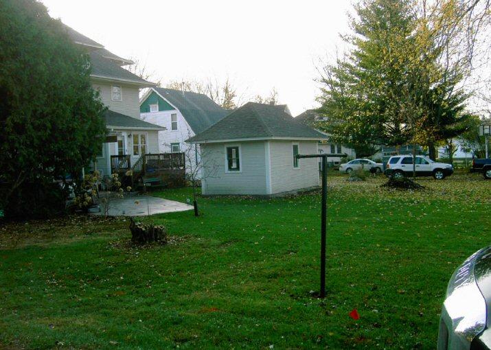 Path Construction Stick Built Garages